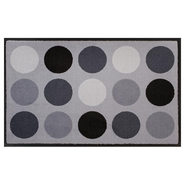 Designmatte Grey-Dots