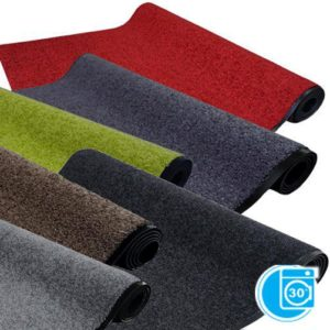 Schmutzfangmatte in Unifarben - Hingucker mit Sauberlaufqualität