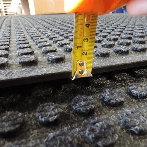 Qualitäts - Bodenschutzmatte