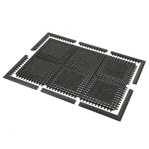 Kantenleiste Stecksystem 23 mm Stärke