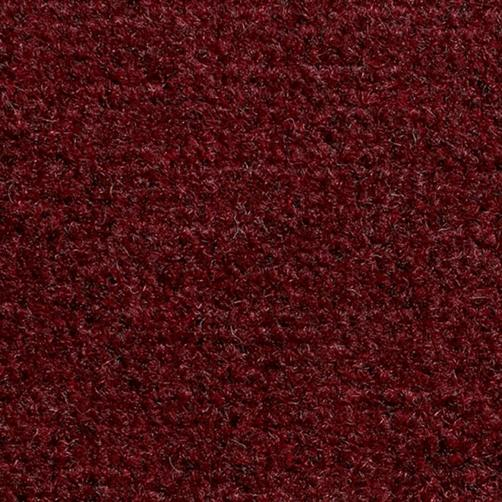 Sauberlaufmatte Polyplush Lite rot