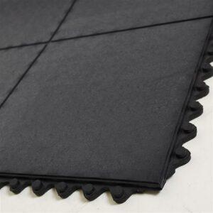Bodenplatten-Stecksystem Glatt
