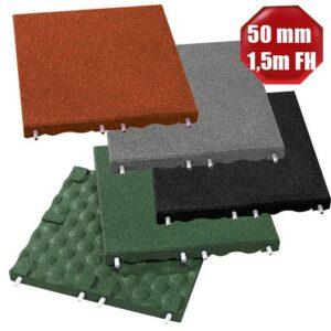 Fallschutzplatte 50 mm Stärke