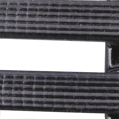 Industrierost Standard rutschhemmendes Oberprofil