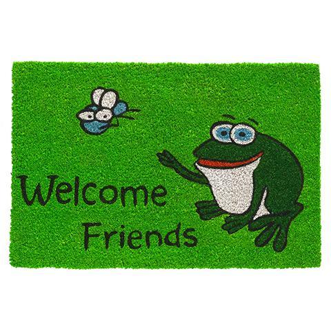 kokosmatte-Frosch