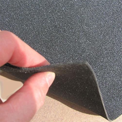 Antirutschläufer Mineral-Grit dünne Matte
