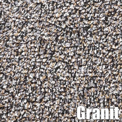 Naturflex Baumwollmatte granit
