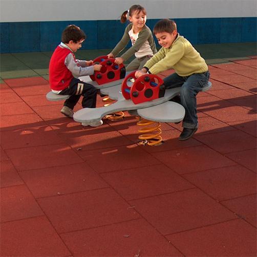 Fallschutzmatte für Spielplätze