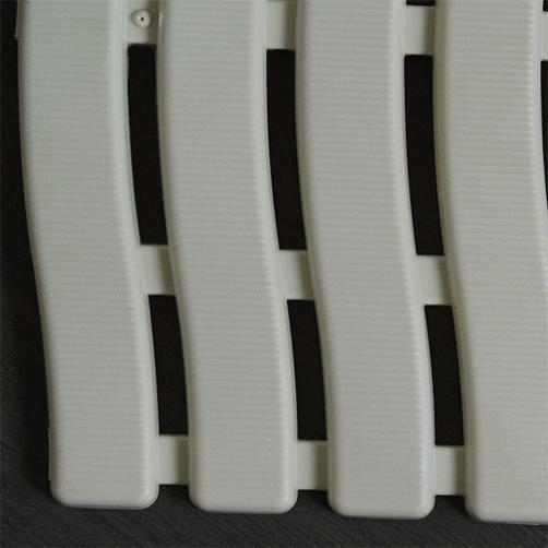 Barfussmatte Soft-Step braun