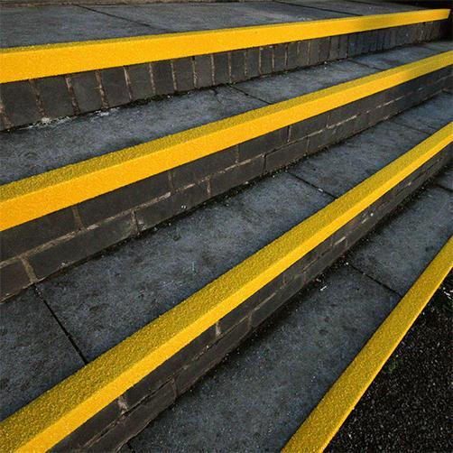 Treppenkantenprofil